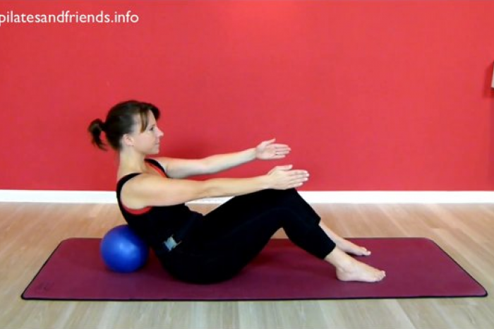 Workout mit dem Ball  (25Min)