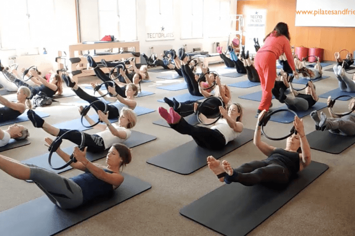 Pilates Event Austria - Magic Circle  (27 Min)