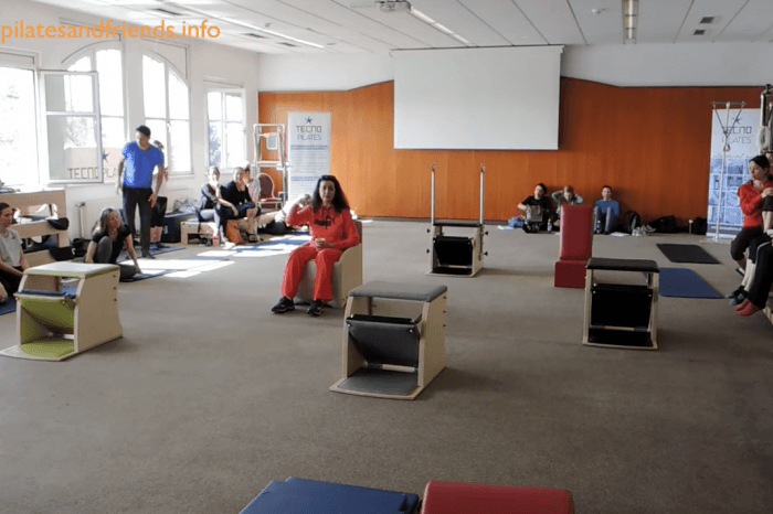 Pilates Event Austria - Chair-1  (28,5 Min)