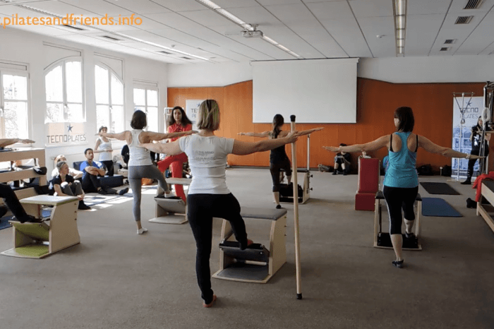 Pilates Event Austria - Chair-2  (47 Min)