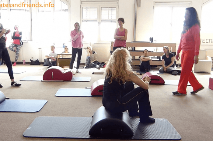 Pilates Event Austria - Barrels  (36,5 Min)