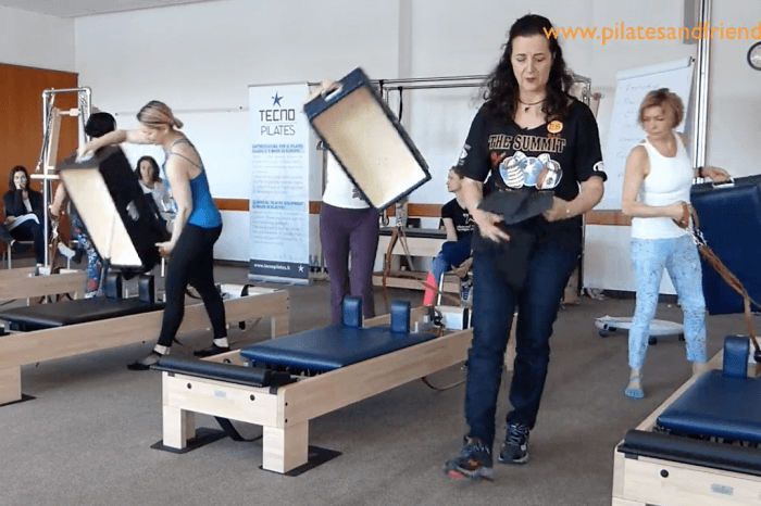 Pilates Event Austria - Reformer - Box  (29 Min)