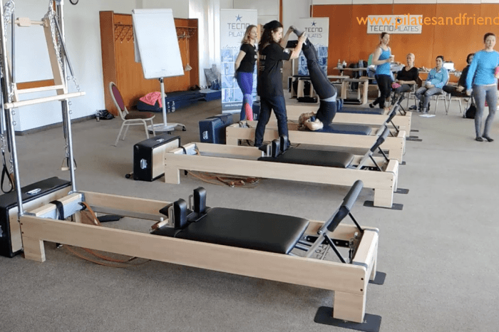 Pilates Event Austria - Reformer - Stomach Massage  (39 Min)