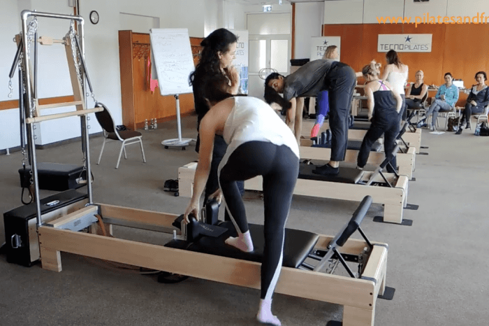 Pilates Event Austria - Reformer - Split Series  (34,5 Min)