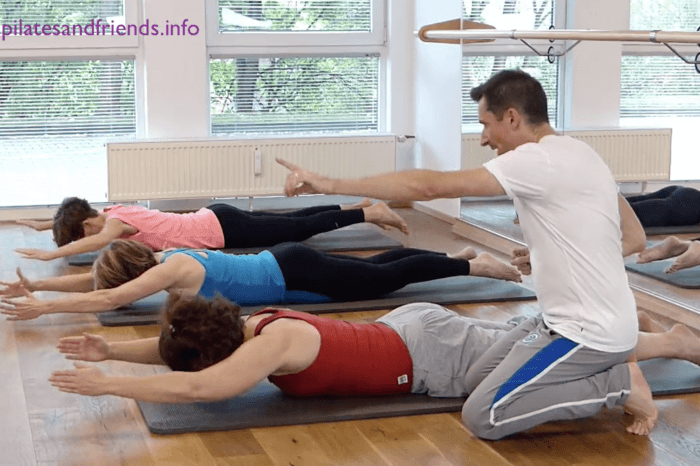 Pilates meets your back mit Andy Raaflaub  (29 Min)