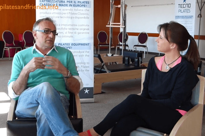 Interview Paolo Piccolo - TecnoPilates (englisch)  (7 Min)
