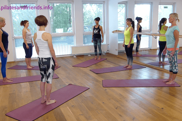 NIM – Warm Up mit Christiane Figura  (9 Min)  (L alle)