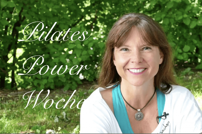 Pilates Power Woche - Start